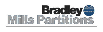 Picture for manufacturer Bradley/Mills Partition Div.