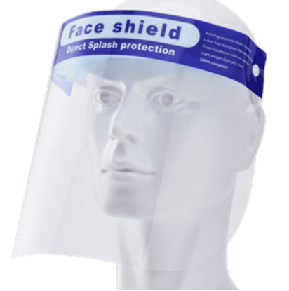Picture of Anti-Fog Face Shields - Box of 12 pcs