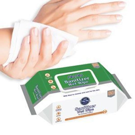 Picture of Sanitizing Wipes - Case of 960 Wipes