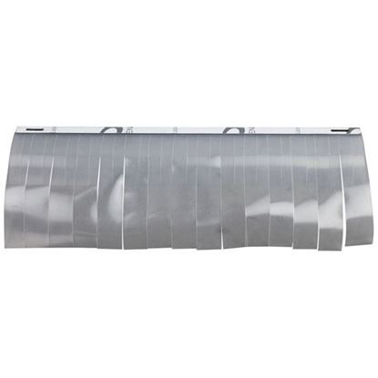Picture of Curtain - Front for Glass Pro Part# 01000653