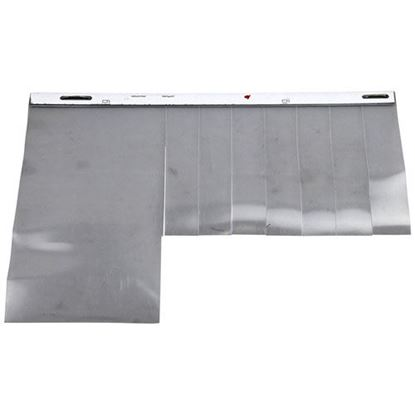 Picture of Curtain - Wash/Rinse for Glass Pro Part# 01000656