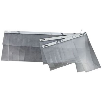Picture of Curtain Set for Glass Pro Part# 01000684