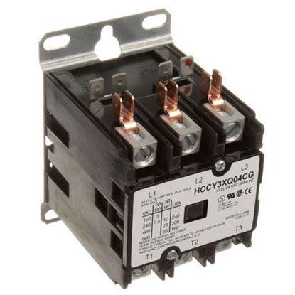 Picture of Contactor3P 40/50A 24V for Lbc Bakery Equipment (Formerly Lang Bakery Equipment) Part# 30700-17