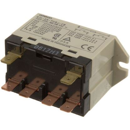 Picture of Control Relay for Jackson/Dalton Dishwasher Part# 4945-004-10-48