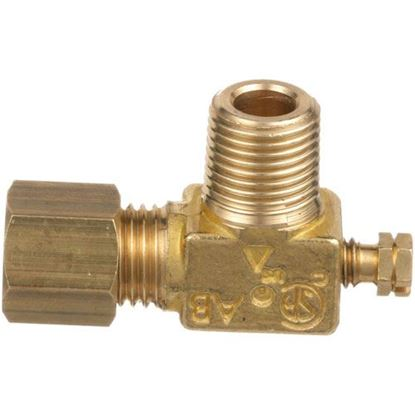 Picture of Pilot Valve1/8 Mpt X 3/16 Cc for Atosa Catering Equipment Part# 301030001