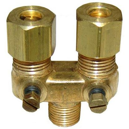 Picture of Pilot Valve1/8 Mpt X 3/16 Cc for Atosa Catering Equipment Part# 301030007