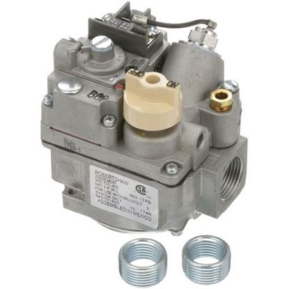 Picture of Gas Control for Atosa Catering Equipment Part# 301030003