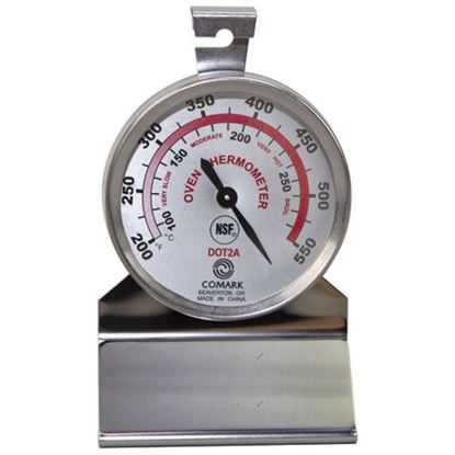 """Picture of Oven Thermometer2.25 X 2.25"""", 200-550F for Comark Instruments Part# DOT2A"""