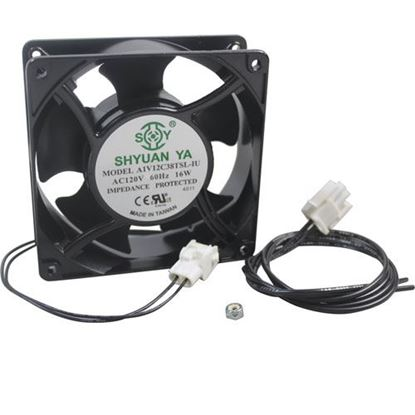 Picture of Axial Fan  - 120V for Winston Part# PS2066