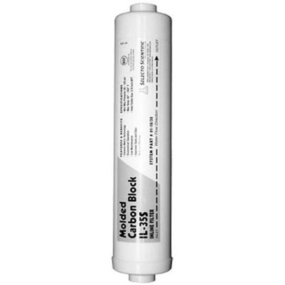 Picture of Cartridge, Water Filter- Il35 for Selecto Scientific Part# 01-1035