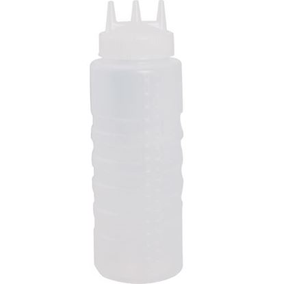 Picture of Bottle,Squeeze, Tri-Tip,32 Oz for Traex Div Of Menasha Corp Part# 3332-1313