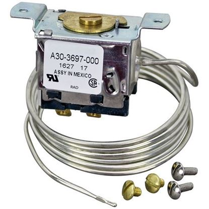 Picture of Bin Thermostat for Kold Draft Refrigeration Part# GBR-00856