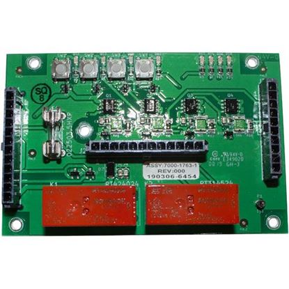 Picture of Board, Buffer for Woodstone Ovens Part# 7000-0898