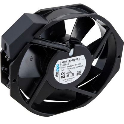 "Picture of Fan, Axial, 6"" for Kairak Part# 3300200"