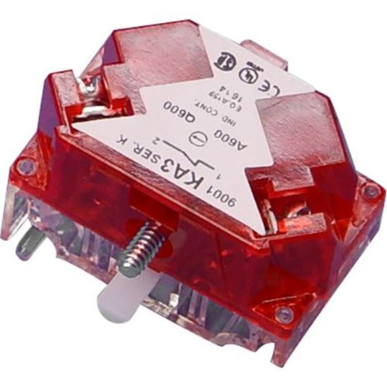 Picture of Contact Block, N/C for Falcon Part# 1006027