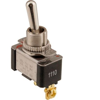 Picture of Toggle Switch1/2 Spst for Emberglo/Midco Part# 842343