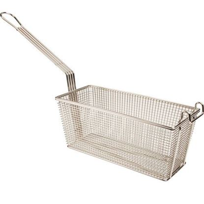 """Picture of Basket,Fry(13-1/4""""X5-3/4"""",Fh) for Dean Part# 803-0020"""