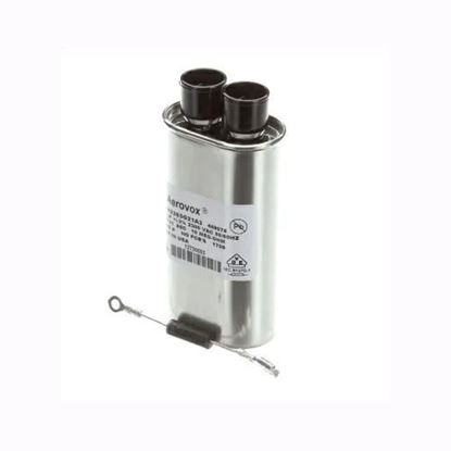 Picture of Capacitor And Diode Kit, 0.65Uf for Amana-Litton Part# 59001159